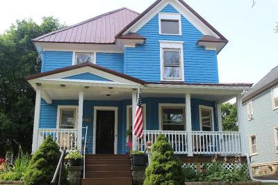 Single Family Home For Sale: 406 W Miller Street