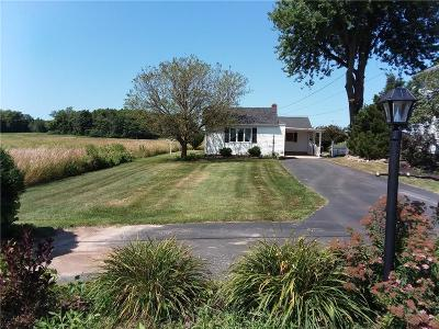 Genesee County Single Family Home For Sale: 1337 Judge Road