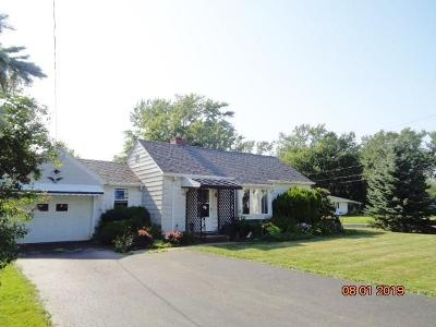 Dunkirk Single Family Home For Sale: 933 Swan Street