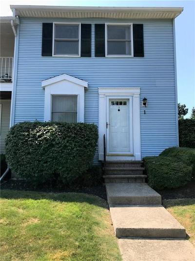 Webster NY Condo/Townhouse For Sale: $109,900