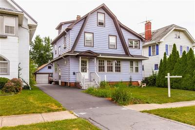 Rochester Single Family Home For Auction: 349 Genesee Park Boulevard