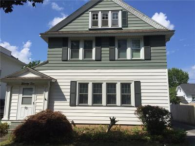 Rochester Single Family Home For Sale: 92 Harding Road