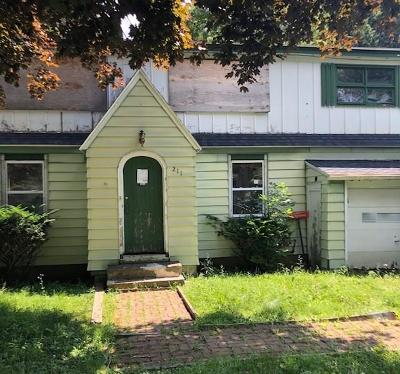 Single Family Home For Sale: 211 Woodcrest Avenue
