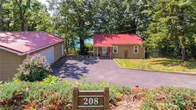 Single Family Home For Sale: 208 Bill George Road