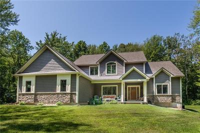 Wayne County Single Family Home For Sale: 6849 Fisher Road