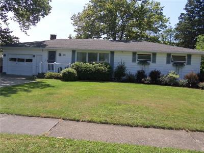 Fredonia Single Family Home For Sale: 19 Pine Drive