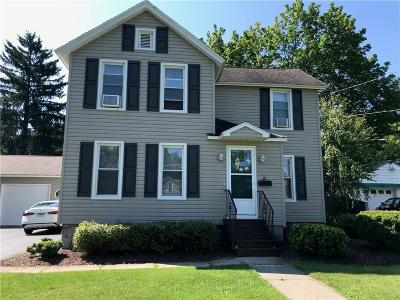 Cayuga County Single Family Home For Sale: 22 Hockeborne Avenue