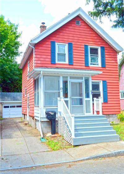 Rochester Single Family Home For Sale: 15 Alvin Pl Place