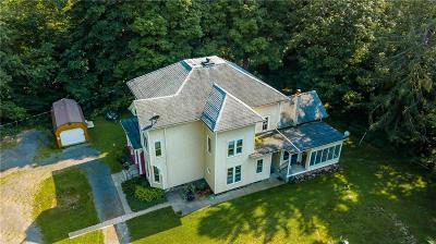 Palmyra Single Family Home For Sale: 2150 Harris Rd