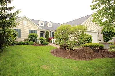Pittsford Single Family Home For Sale: 9 Mid Ponds Lane