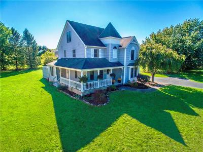 Mendon Single Family Home Active Under Contract: 12 Stonefield Place