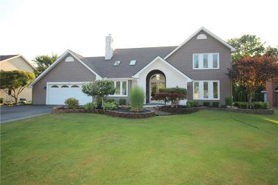 Penfield Single Family Home For Sale: 38 Chippenham Drive