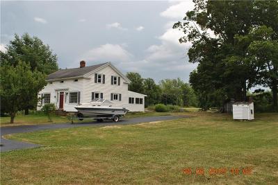 Parma Single Family Home For Sale: 4917 W Ridge Road