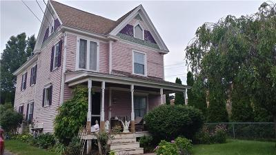 Single Family Home For Sale: 278 W North Street