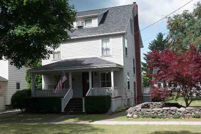 Batavia-City NY Single Family Home For Sale: $159,900