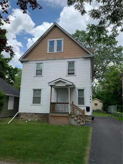 Rochester Single Family Home For Sale: 244 Denver St