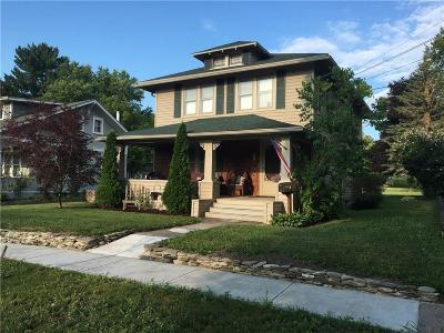 Single Family Home For Sale: 122 Burns Terrace