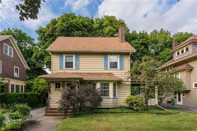 Rochester Single Family Home Active Under Contract: 268 Rockingham Street