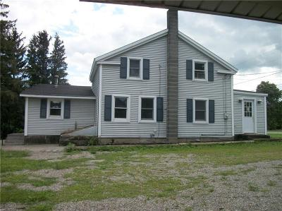 Single Family Home For Sale: 2881 Plank Road