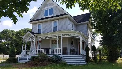 Portville NY Multi Family Home For Sale: $175,000