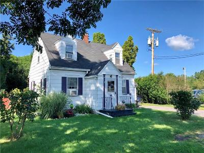 Canandaigua Single Family Home For Sale: 2566 State Route 332