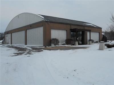 Commercial For Sale: 6162 State Route 96