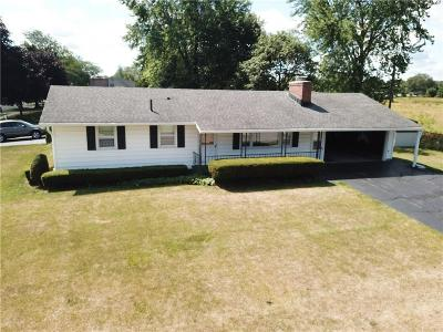 Greece Single Family Home For Sale: 877 Latta Road