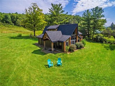 Single Family Home For Sale: 5558 Sugartown Road