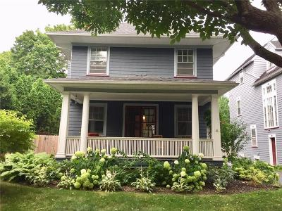 Rochester Single Family Home For Sale: 54 Girton Place