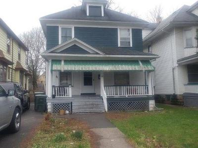 Rochester Single Family Home For Sale: 49 Shelter Street