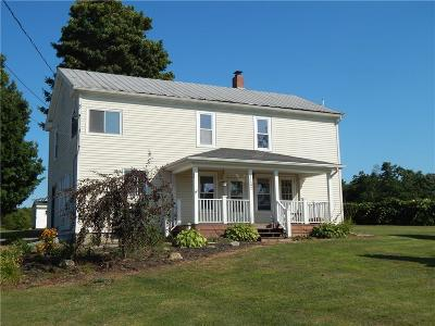 Single Family Home For Sale: 11492 Dennison Road