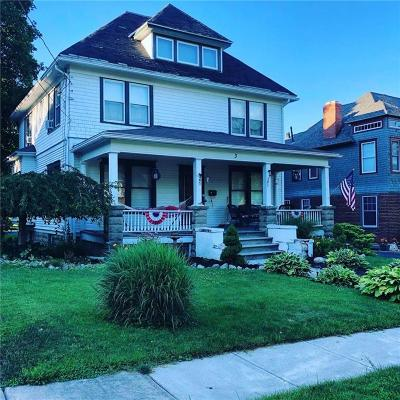 Cayuga County Single Family Home For Sale: 3 Swift Street