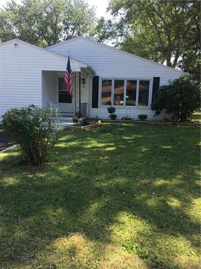 Fredonia Single Family Home For Sale: 86 Gardner Street