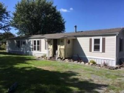 Single Family Home For Sale: 1770 Upper Hill Road