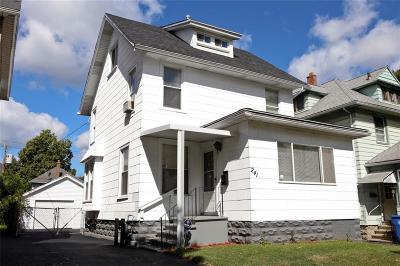 Rochester Single Family Home For Sale: 241 Lark Street
