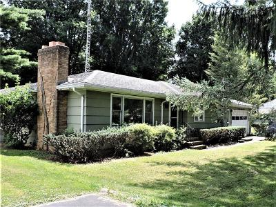 Monroe County Single Family Home For Sale: 1196 Howard Road
