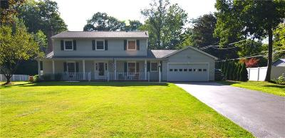 Fairport NY Single Family Home Pending: $259,900