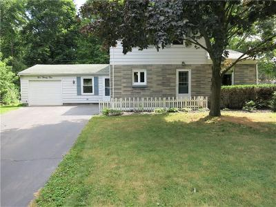 Single Family Home For Sale: 524 Adams Road