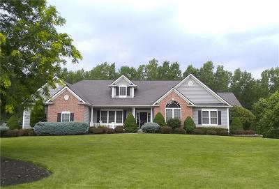 Ontario County Single Family Home For Sale: 1395 New Seabury Lane