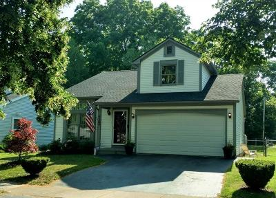 Rochester Single Family Home For Sale: 453 Burley Road