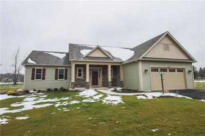 Single Family Home For Sale: 1120 Shallow Brook Crossing