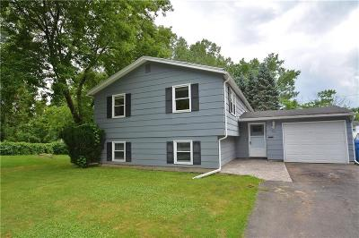 Rochester Single Family Home Active Under Contract: 229 Elmcroft Road