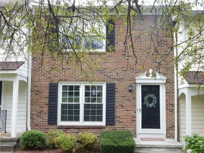 Penfield Single Family Home For Sale: 42 New Wickham Drive