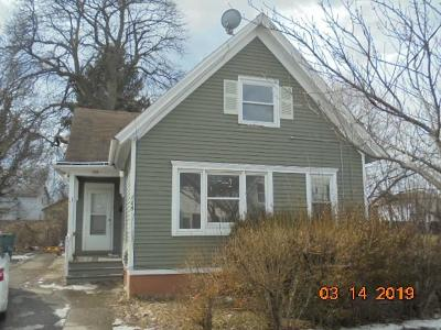Rochester Single Family Home For Sale: 115 Weeger Street