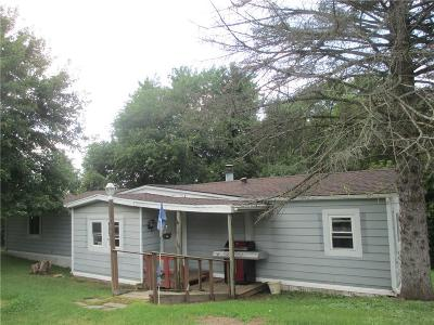 Palmyra Single Family Home For Sale: 370 State Route 21