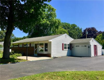 Single Family Home For Sale: 544 West Road
