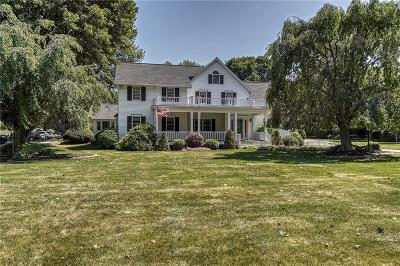 Single Family Home For Sale: 630 Bay Road