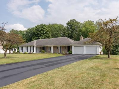 Pittsford Single Family Home For Sale: 10 Widewaters Lane