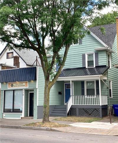 Monroe County Commercial For Sale: 778 Genesee Street