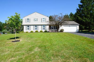 Single Family Home For Sale: 390 Holt Road